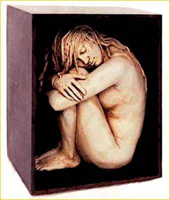 Joseph Canger Sculptures, purgatory