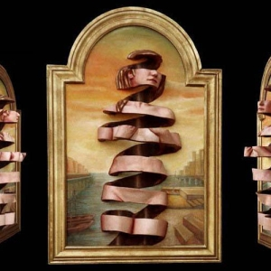Joseph Canger Sculptures, M.C. Escher, International Life Cast Museum
