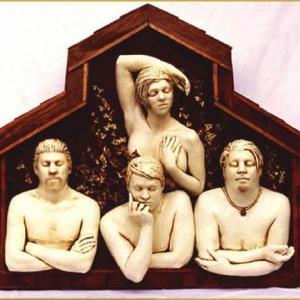 Joseph Canger Sculptures, Haus-broken