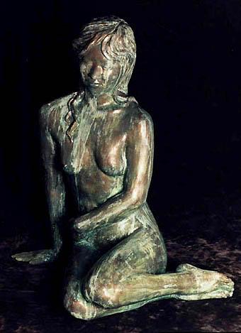 Joseph Canger Sculptures, Little Mermaid
